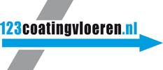 123coatingvloeren.nl – dé specialist in Nederland voor coatingvloeren Logo